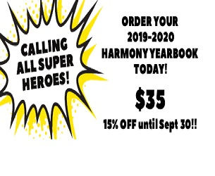 Harmony ES / Homepage