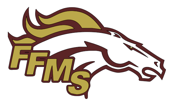 Rising 6th grade information page at Five Forks Middle