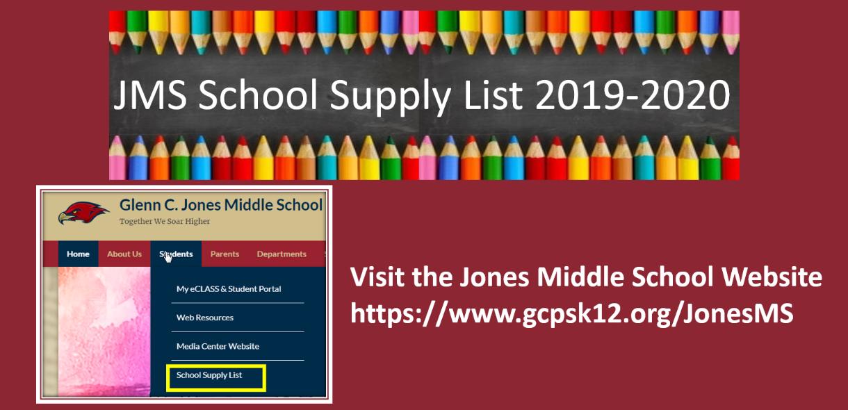 Jones MS / Homepage