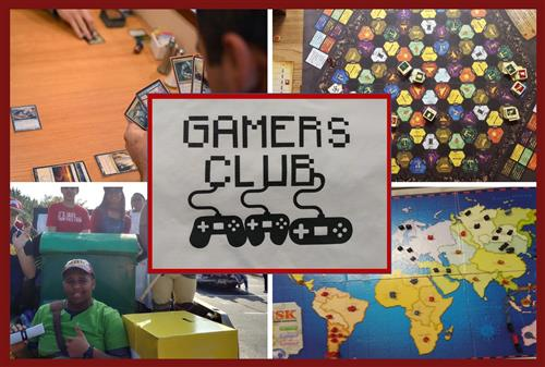 Gamer's Club Collage