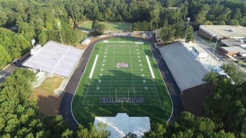 DHS Football Field