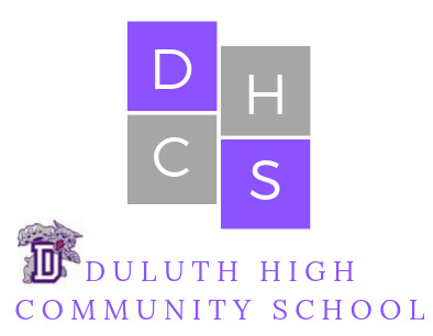 Duluth Community School Logo