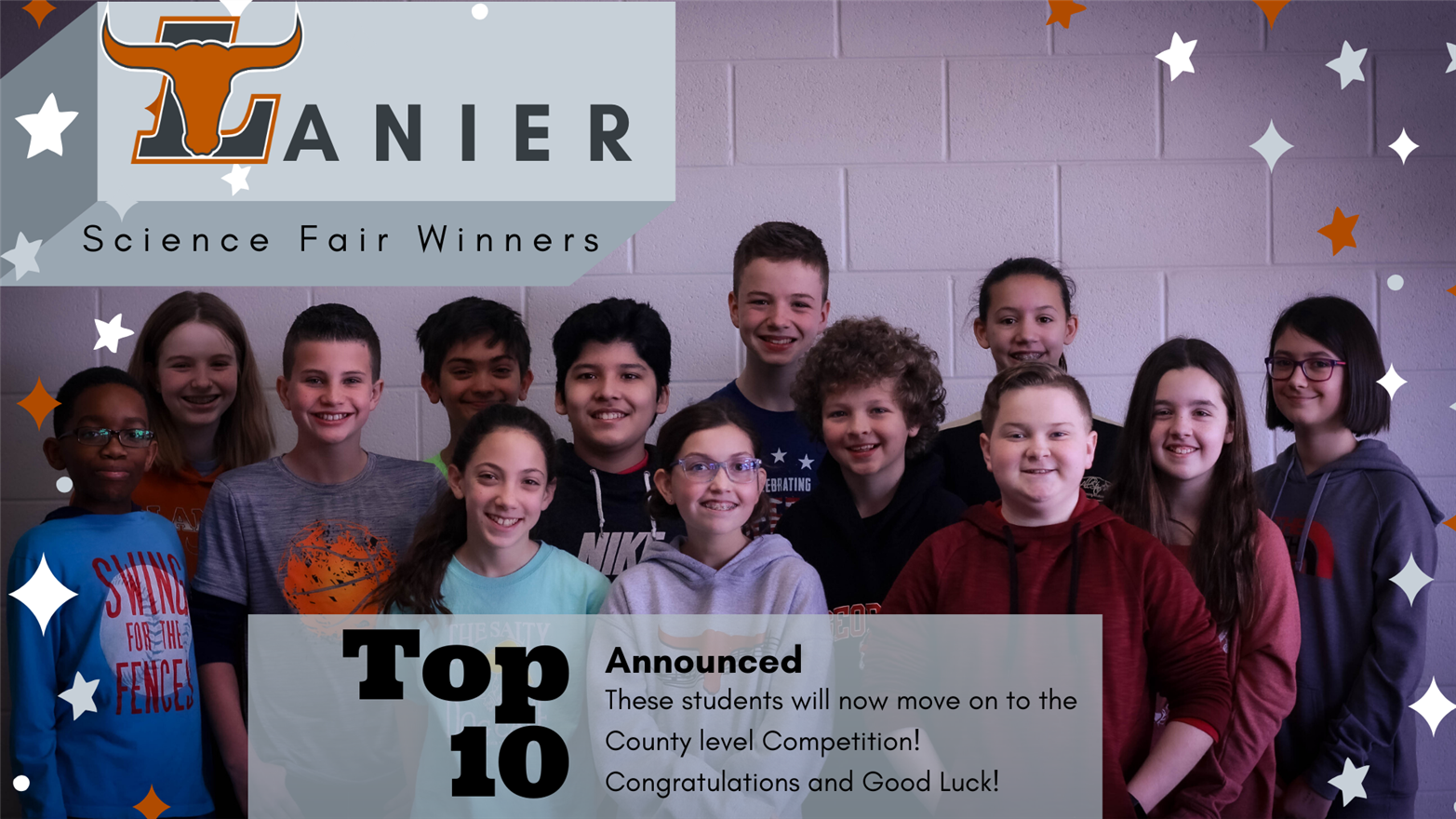 Science Fair Top Ten