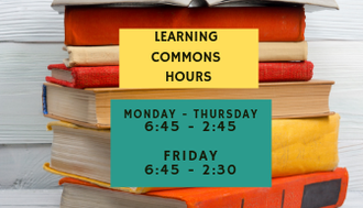 Learning Commons Hours