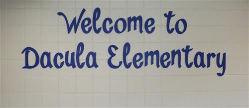 Welcome to Dacula Elementary