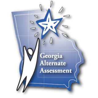 Georgia Alternative Assessment Logo