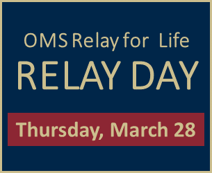 OMS Relay for Life Relay Day