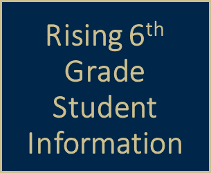 Rising 6th Grade Student Information