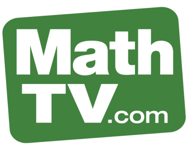 MathTV is home to 10 thousand free math videos.