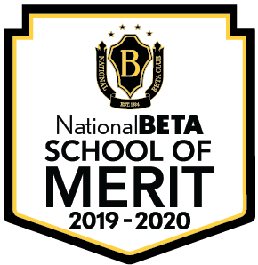 National BETA School of Merit 2019-2020