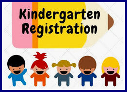 Kindergarten Registration is now open!