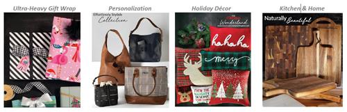 Wrapping paper, bags, pillows, cutting boards for sale from Charleston Wrap