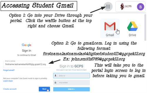 gmail for students