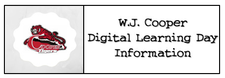 Digital Learning Day Info