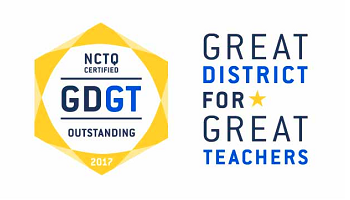 Great Districts for Great Teachers logo