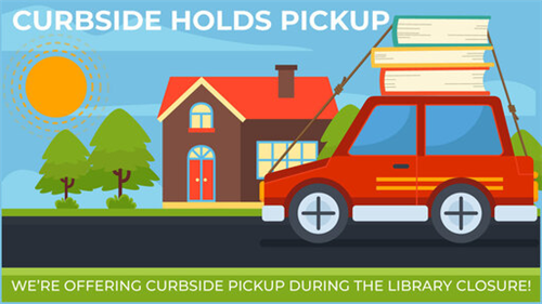 Curbside Hold Pickup