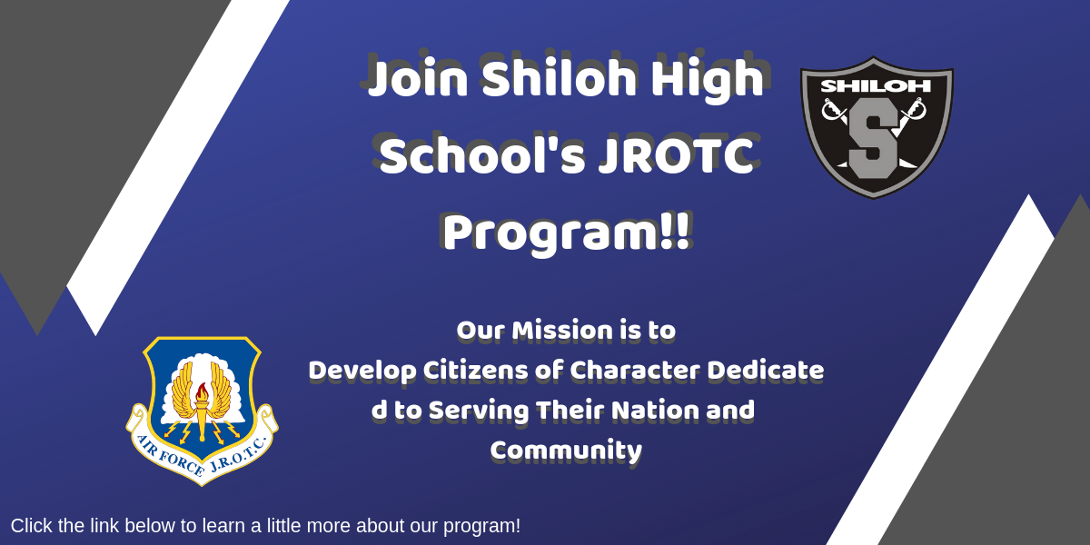 Shiloh HS / Homepage