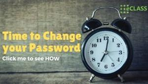 Students Must Change their Passwords