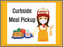 Curbside Meal Pickup Information