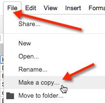 make a copy Image