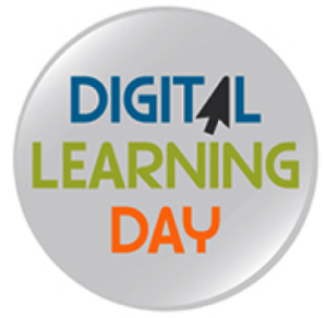 Digital Learning Days Round Clipart