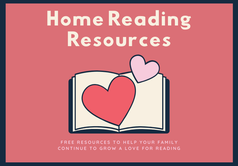 home reading resources