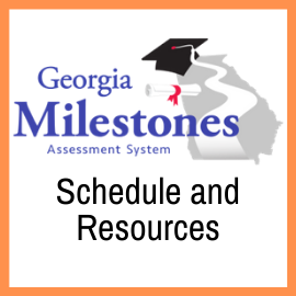 Click here to see our GA Milestones Schedule, Resources, and Information.