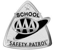 Image of Safety Patrol Badge