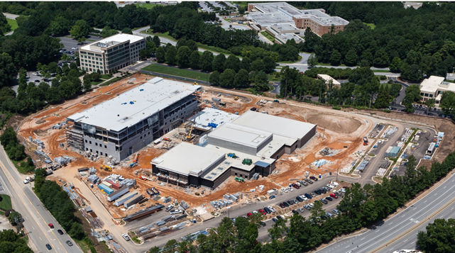 New Health Science High School in GCPS