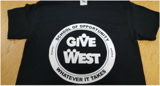 GIVE West T-Shirt