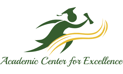 Academic Center for Excellence logo