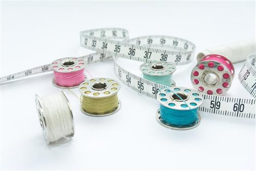 Image for Sewing Club Tape Measure and Thread