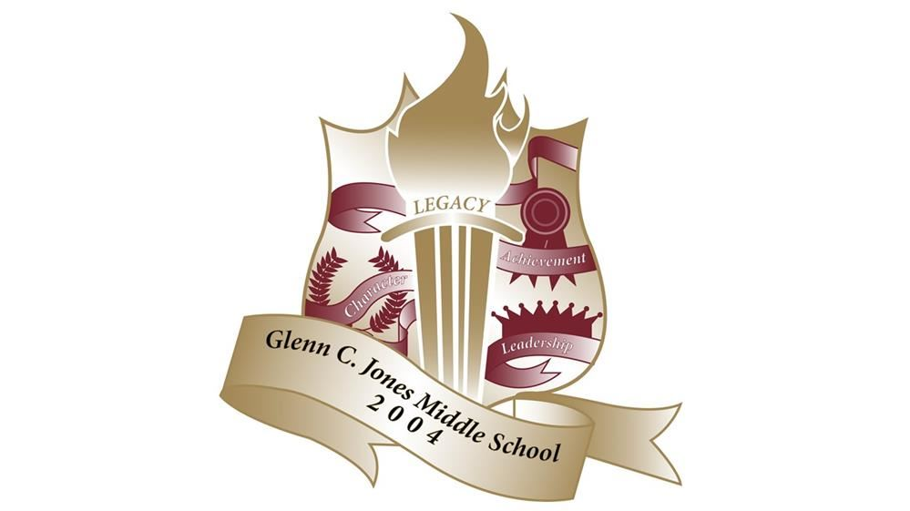 Jones Middle School Crest