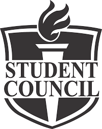 Shield with the text School Council