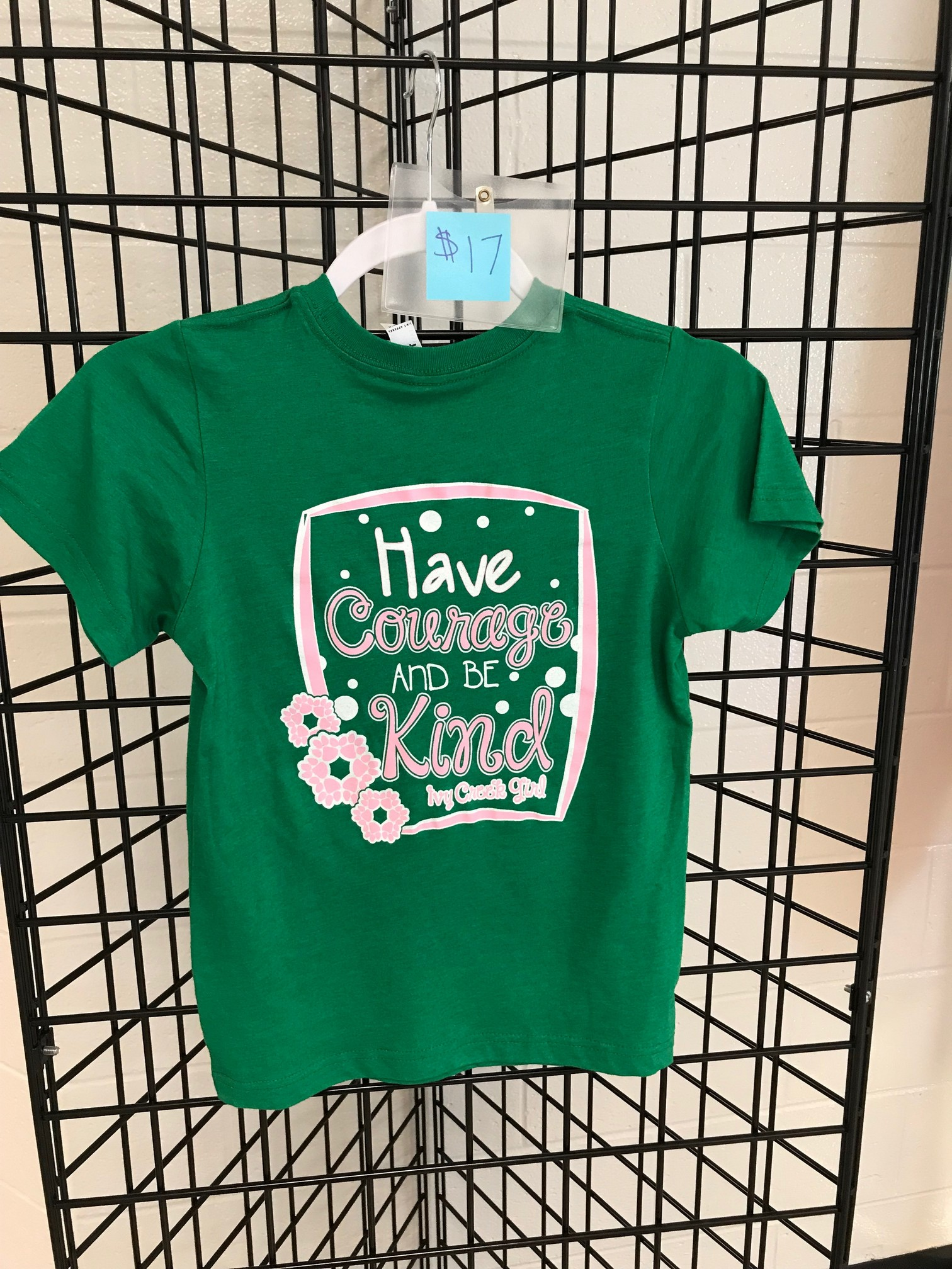 Spirit Wear T-shirt Courage Kind