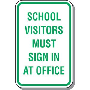 school visitors