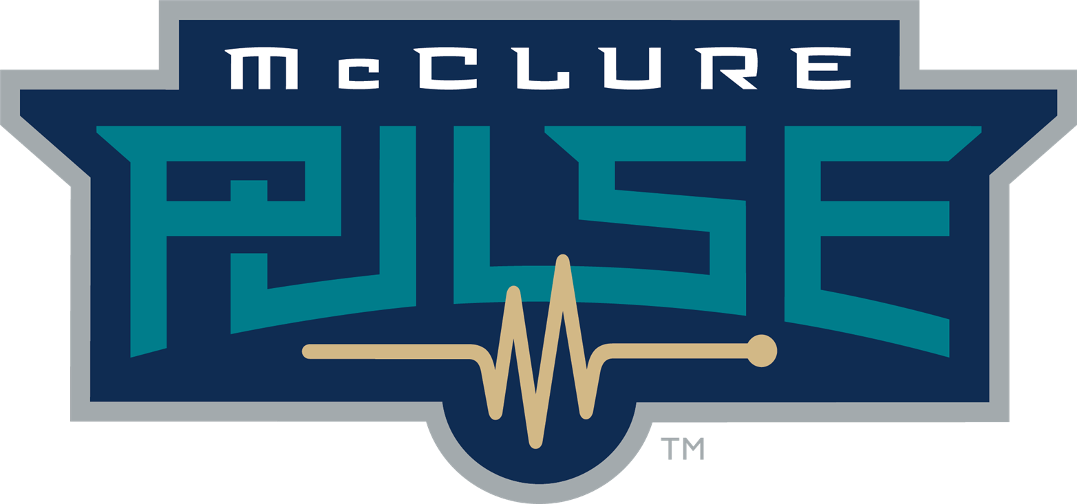 McClure Health Science HS Pulse Logo