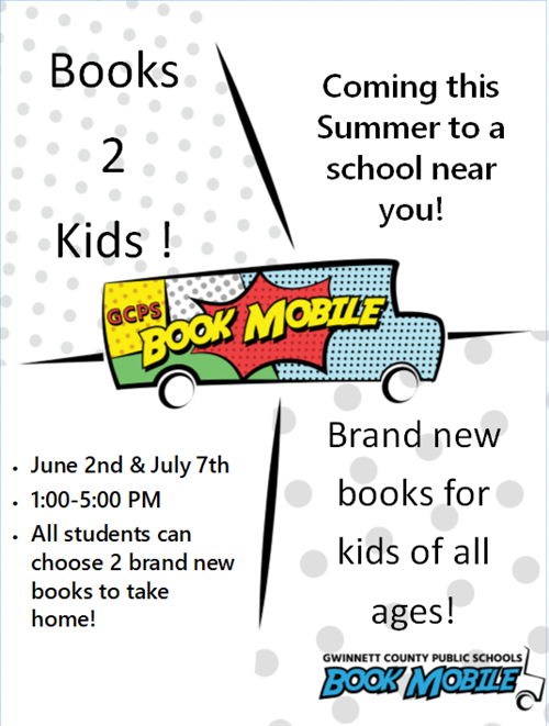 Book 2 Kids Flyer- English