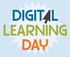 GCPS Digital Learning Day Logo