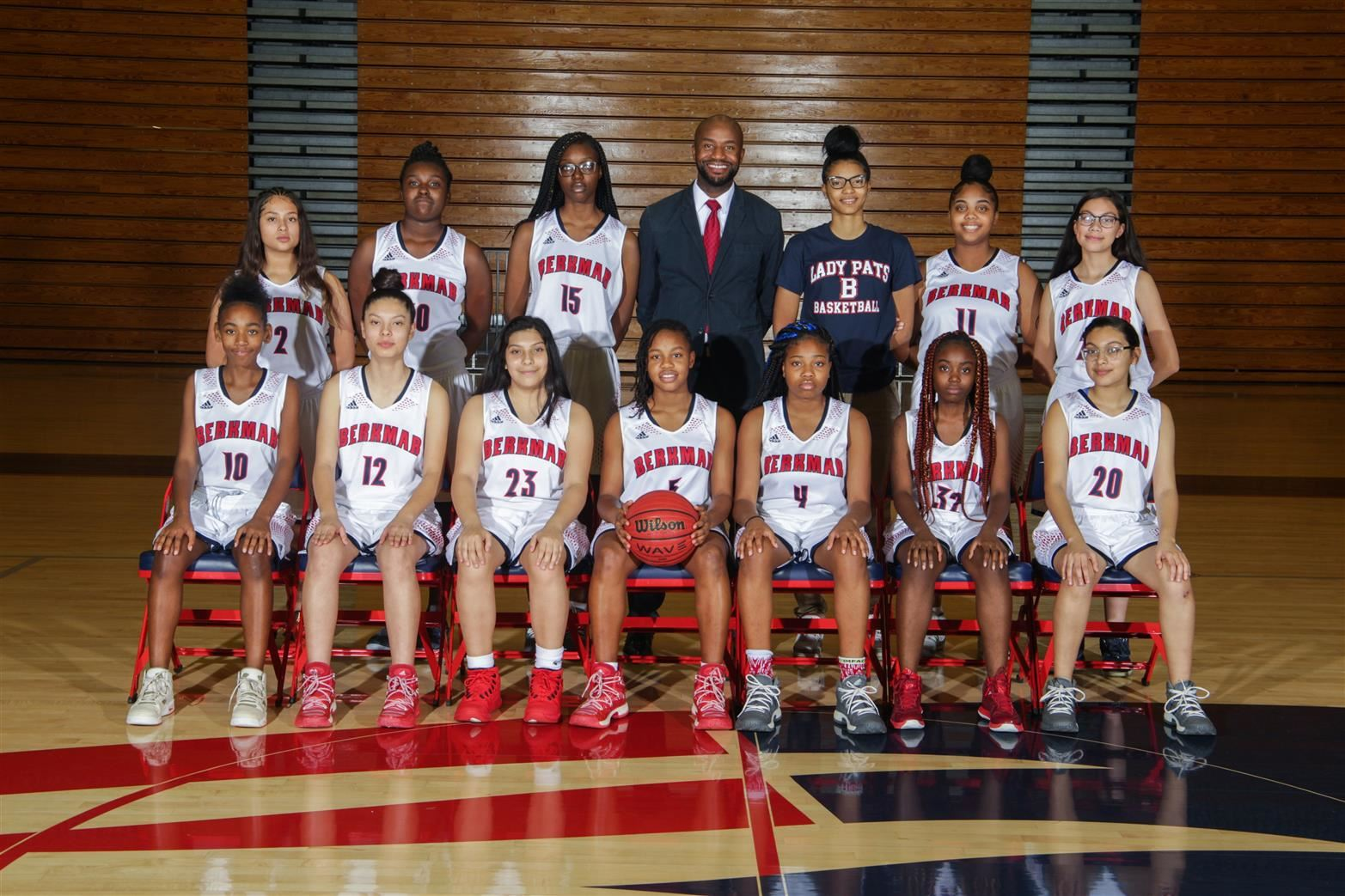 Jv team picture