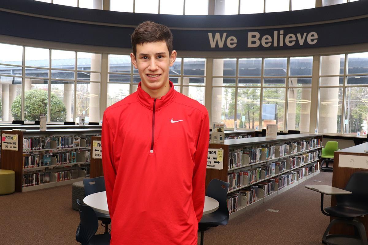 Cole Thomas Archer High School 2020 Valedictorian