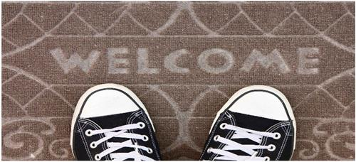Welcome Mat Sneakers