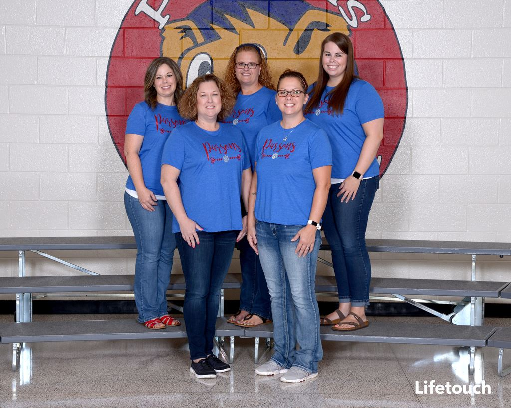 2018-2019 Fifth Grade Teachers