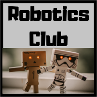 Image of Robotic Club with 2 robots