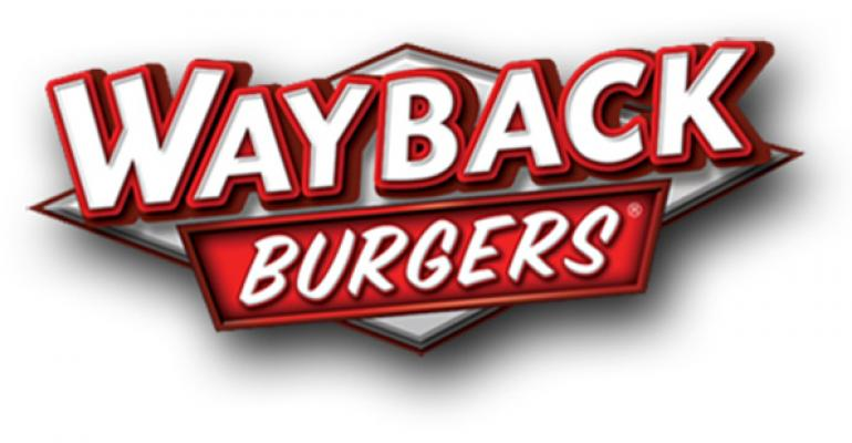 Picture of Wayback Burgers logo that links to their website.