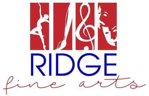 Ridge Fine Arts Logo