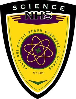 Science National Honor Society emblem