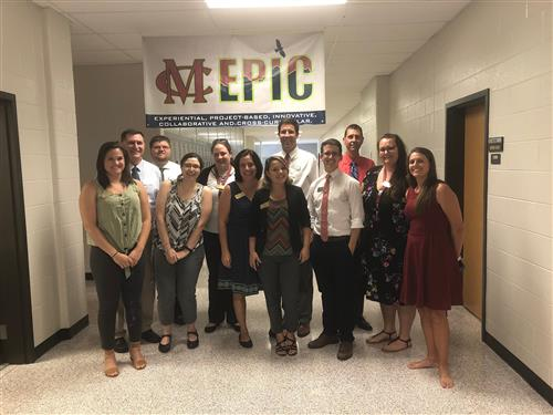 EPIC teaching team