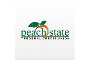 Peachstate Federal Credit Union Logo