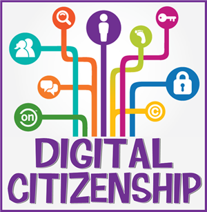 Digital Citizenship Icon